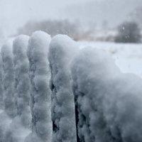 Снег :: Александр Тышко