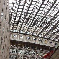 Вот такая замечательная крыша.) Крыша в Париже. :: Елена Мартынова