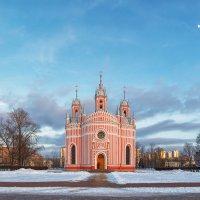 Чесменская Церковь, СПБ :: Александр Кислицын