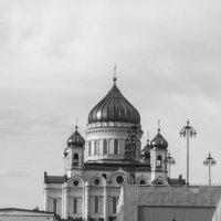 В Москве :: Ольга Лапшина