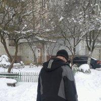 На прогулке с племянниками. Засекли нас папарацци ;) :: Игорь Бойко