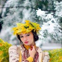 Осенний Ангел :: Елена Огнева