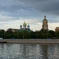 Москва река :: mikhail