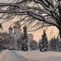 В конце зимнего дня :: Николай Белавин