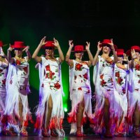 Шоу фламенко :: Дмитрий Сиялов
