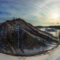 Морозное утро. :: Sven Rok