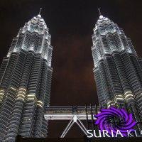Куала Лумпур. Растиражированные башни-близнецы :: Gal` ka
