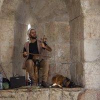 музыка старого Иерусалима... :: Павел Баз