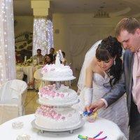Разрезание торта :: Ksyusha Pav