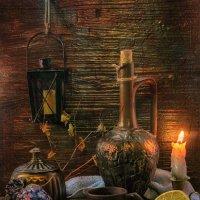Чай с лавандой :: Aioneza (Алена) Московская