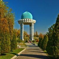 Ташкент, мемориал памяти жертв репрессий :: Светлана