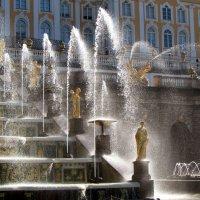 О майских фонтанах... :: Ирина Румянцева