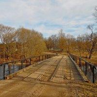 Старый мост :: Андрей Буховецкий