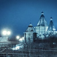 Храмы :: Oleg Akulinushkin