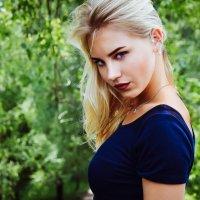 Прекрасная девушка :: Вячеслав Ларионов