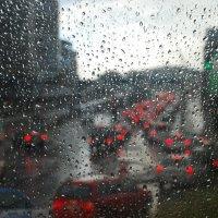Дождь. :: Lara