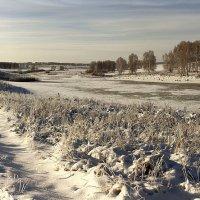 Туда, где на снегоходе только 3 :: Сергей Жуков