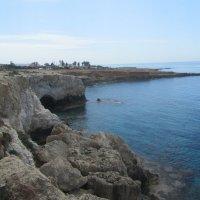 Средиземное море,Кипр :: tgtyjdrf