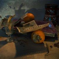 И память нашу ноябрь воскрешает... :: Ирина Данилова