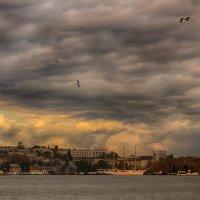 Утро в Севастополе :: Виктор Мороз