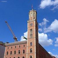 Hamburg. Alte Post :: Nina Yudicheva