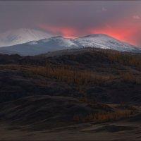 Как горы спать ложились .. :: Влад Соколовский