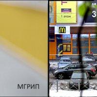 А из нашего окна... :: galina bronnikova