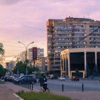 Улицы екатеринбурга :: AlerT-STM 1