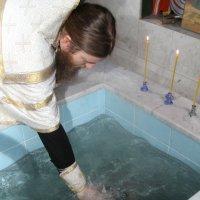Крещение :: Игорь Смолин