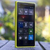 Nokia Lumia 1020 Yellow :: Roman Dubrovin