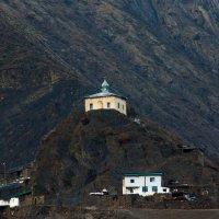 мечеть на скале :: Омар Омаров