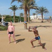 Пляжный волейбол :: Михаил Битёв
