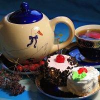 Заварю-ка чаю я с душицей! :: Андрей Заломленков