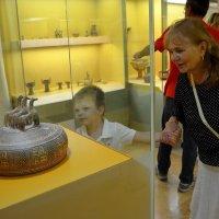 Как интересно в музее! :: Оля Богданович