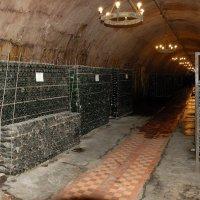 На заводе шампанских вин в Абрау-Дюрсо. :: Константин Поляков