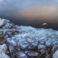 Разбитый лёд :: Фёдор. Лашков