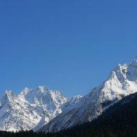 Зимние горы :: Антонина Петлевская