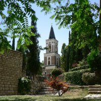 Бадбийский монастырь :: Антонина Петлевская