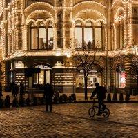Москва, ГУМ. Скоро Новый Год ! :: Константин Фролов