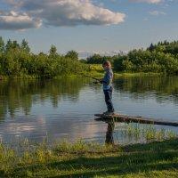 юный рыболов.. :: Светлана