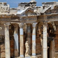 Древний амфитеатр. :: Paparazzi