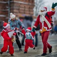 День рождения Деда мороза! :: ИГОРЬ ЧЕРКАСОВ
