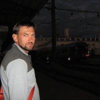 Вокзалы,поезда,дороги... :: ЕВГЕНИЯ