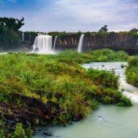 Водопад в Доклаке :: Илья Шипилов
