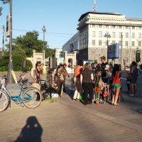На улице :: Svetlana Lyaxovich