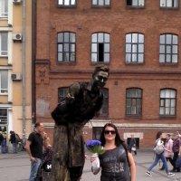 Живая скульптура :: Svetlana Lyaxovich