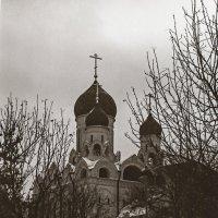 Храм Серафима Саровского в селе Раёво. :: Яков Реймер