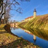 По аллеям вокруг замка Радзивиллов :: Леонид Иванчук