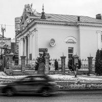 Проба красного фильтра :: Константин Вавшко