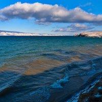 Тёмные тучи над волнами :: Анатолий Иргл